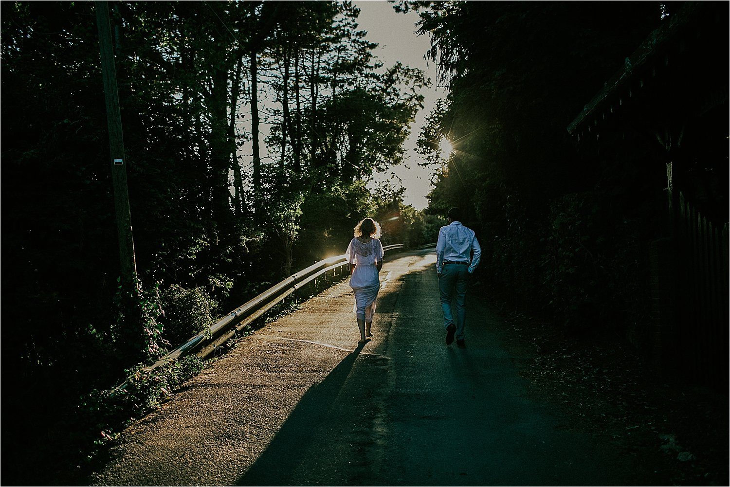 engagement session in etretat, normandy france