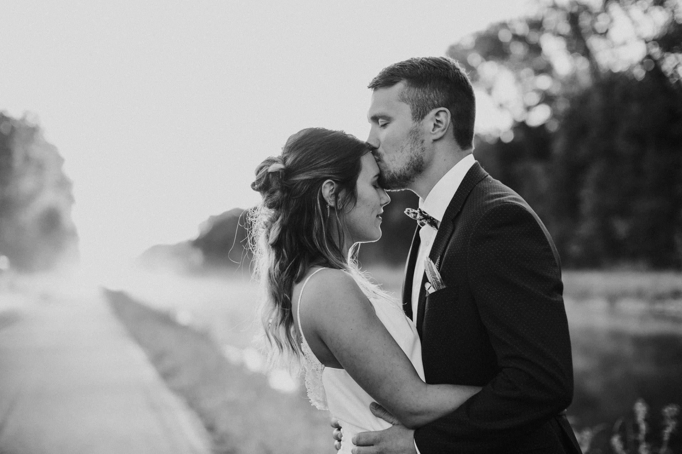 Bohemian huwelijk in Haacht
