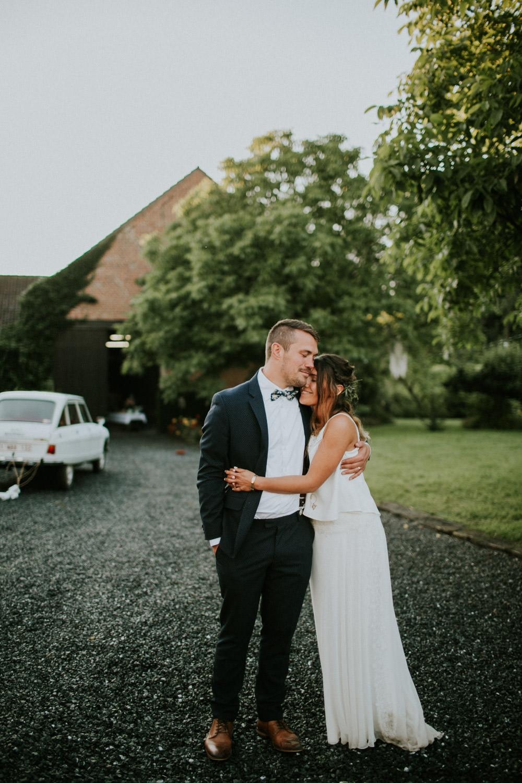 Bohemian huwelijk Haacht