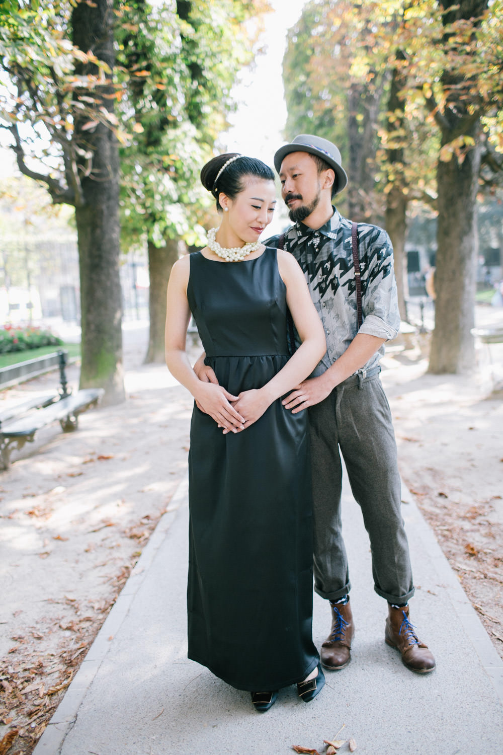 Prewedding Paris