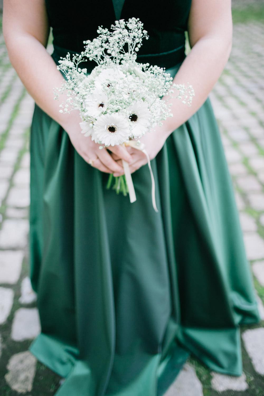 Huwelijksfotografie Gent, boeket
