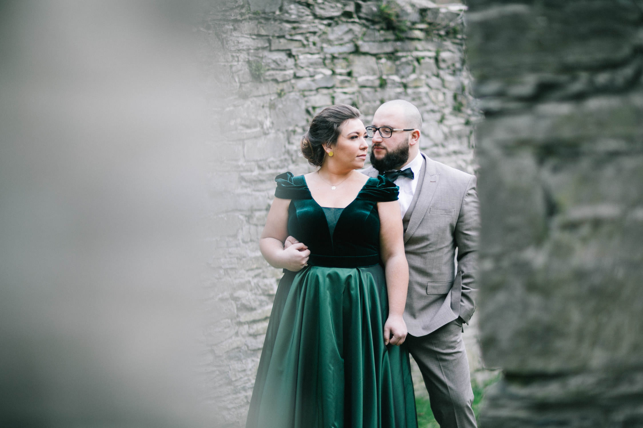 Fotoreportage huwelijk St-Pietersabdij Ghent