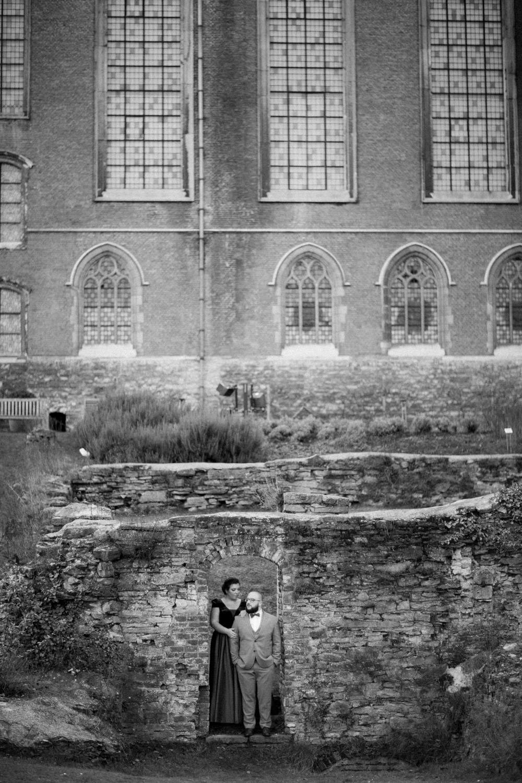 Fotograaf huwelijk St-Pietersabdij Ghent