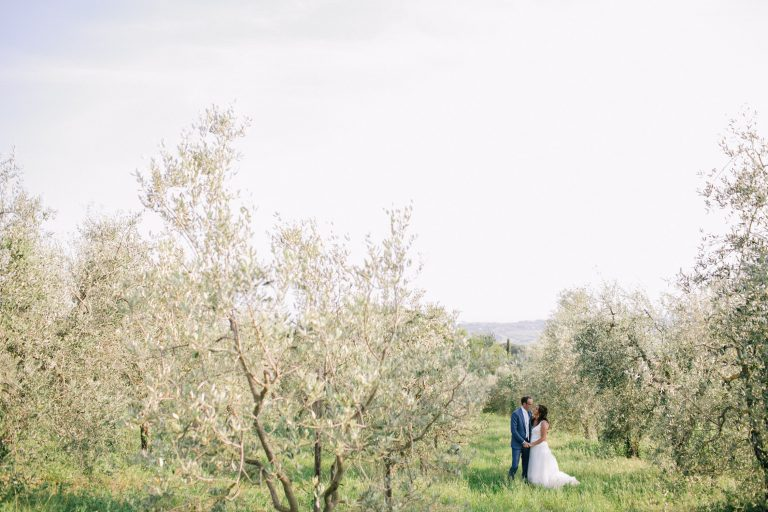 Tuscany wedding film
