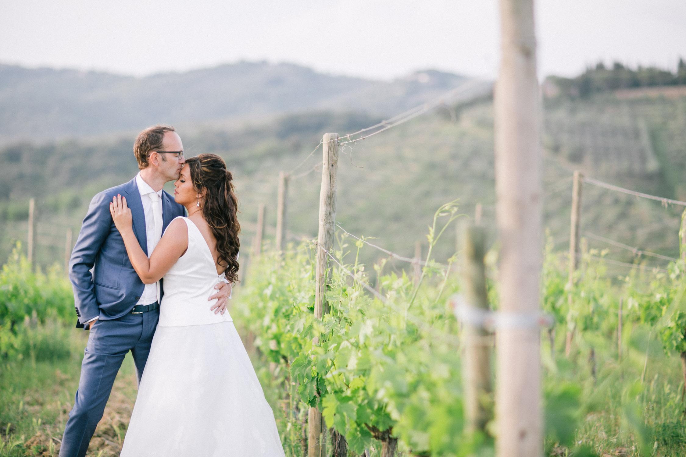 Huwelijksfotograaf Toscanië, Siena