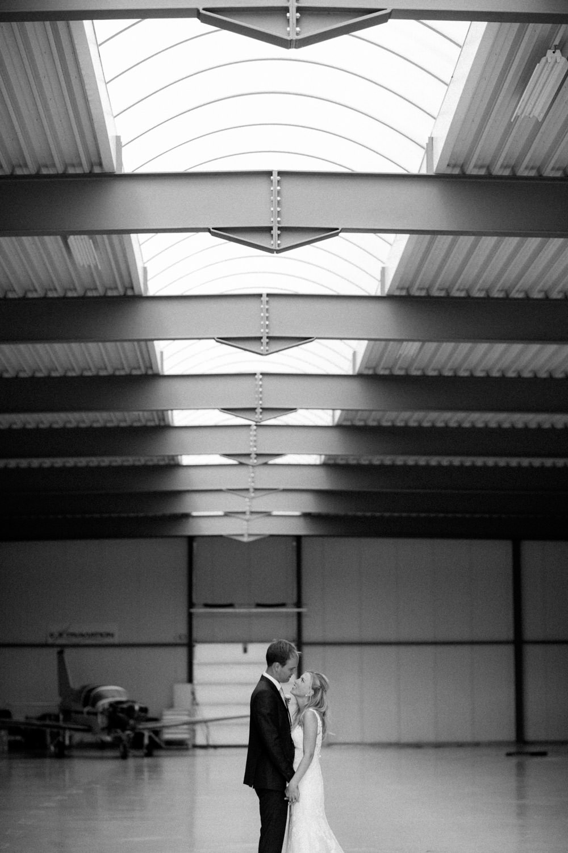 Wedding shoot airport Wevelgem