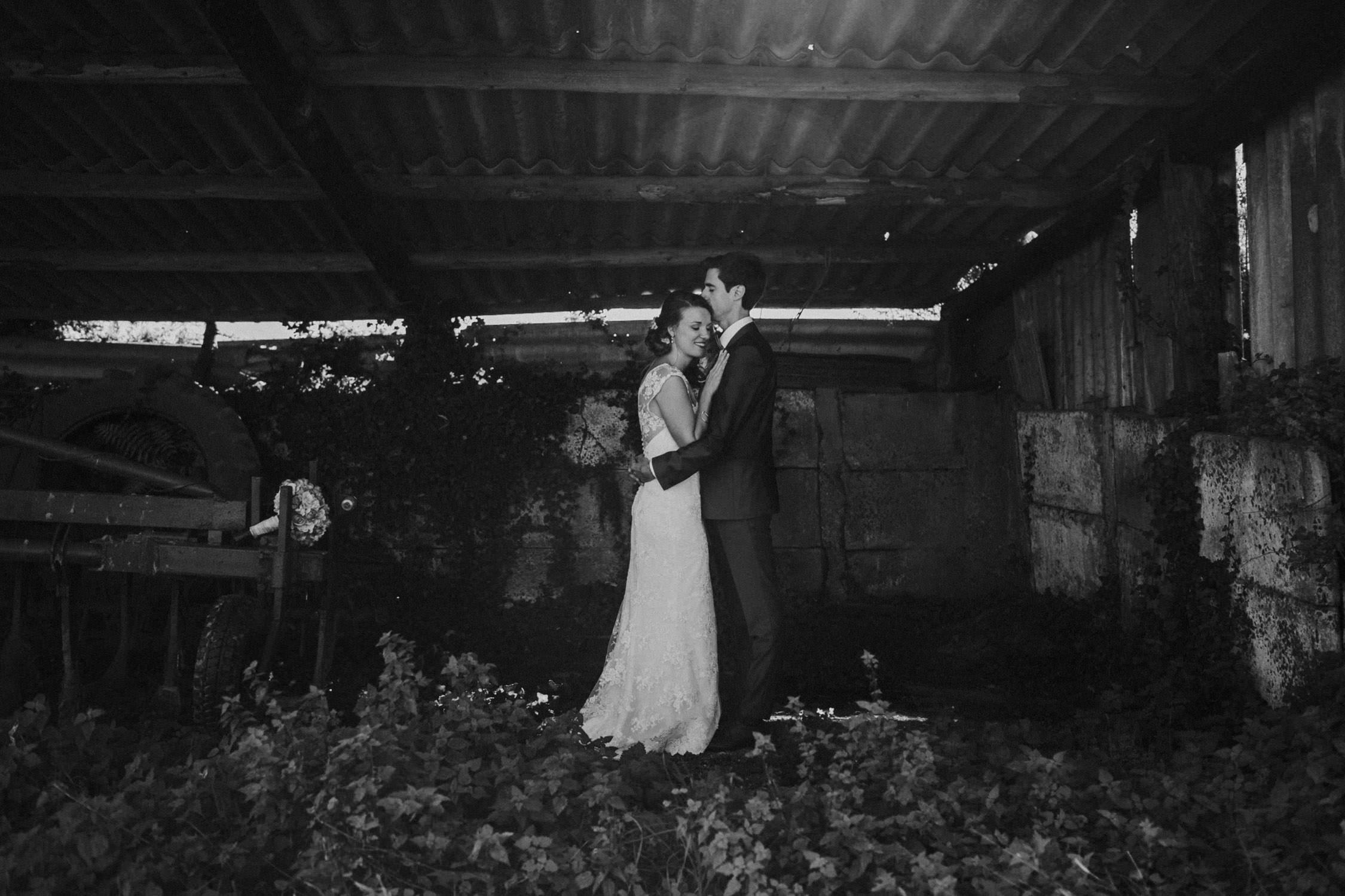 Barn wedding Leuven
