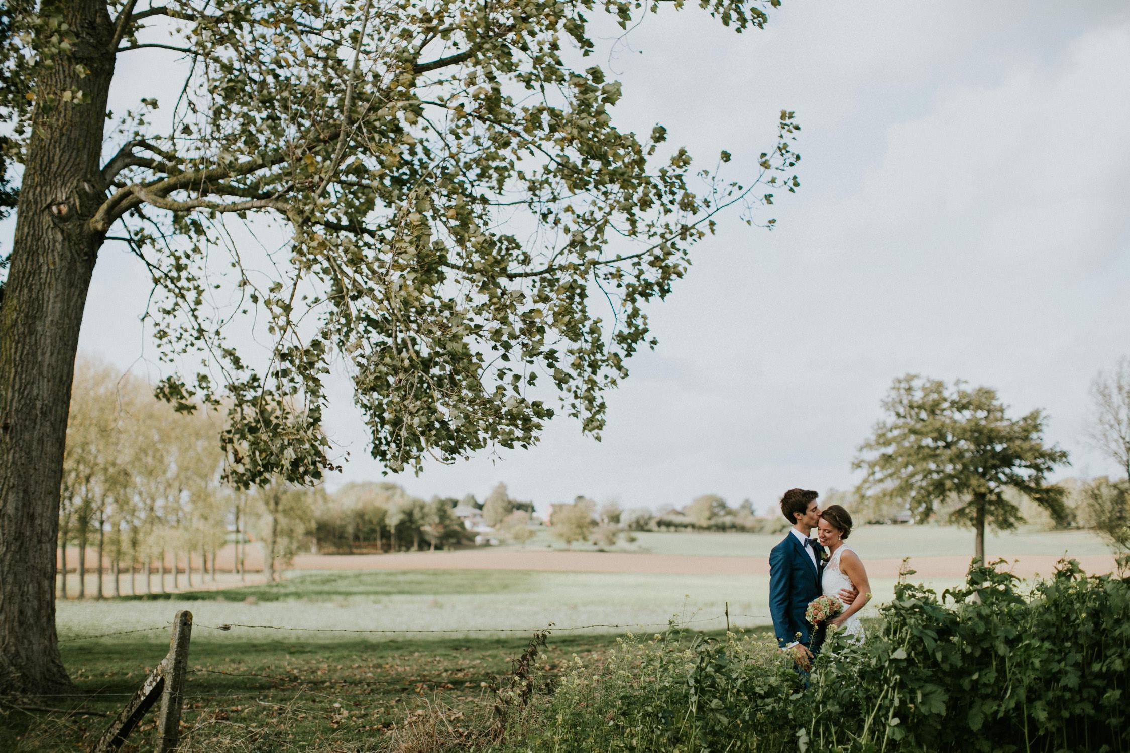 Wedding photo Leuven