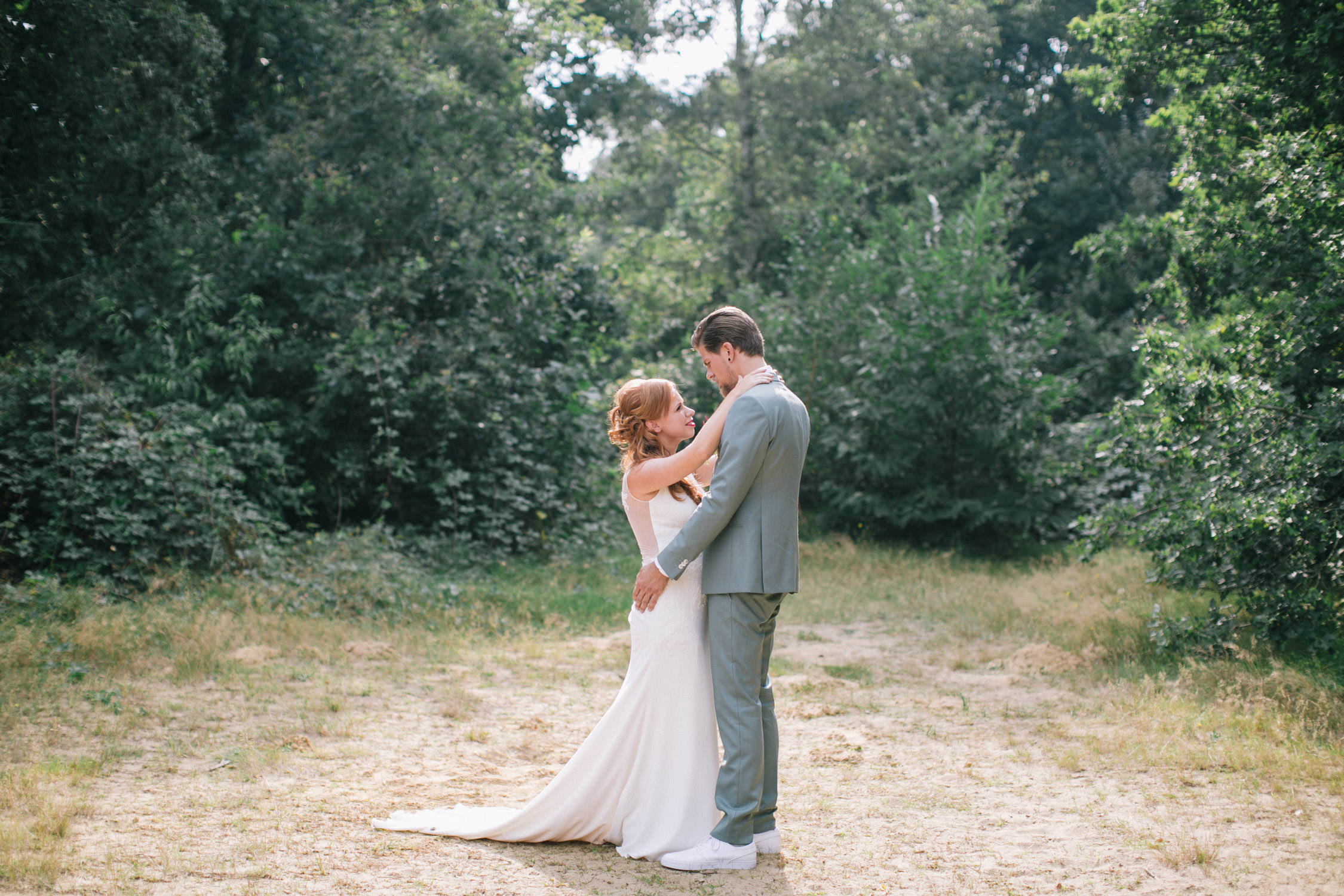 Huwelijksreportage Heide Wetteren