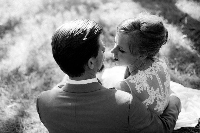 Heide Wetteren huwelijksfotografie koppel