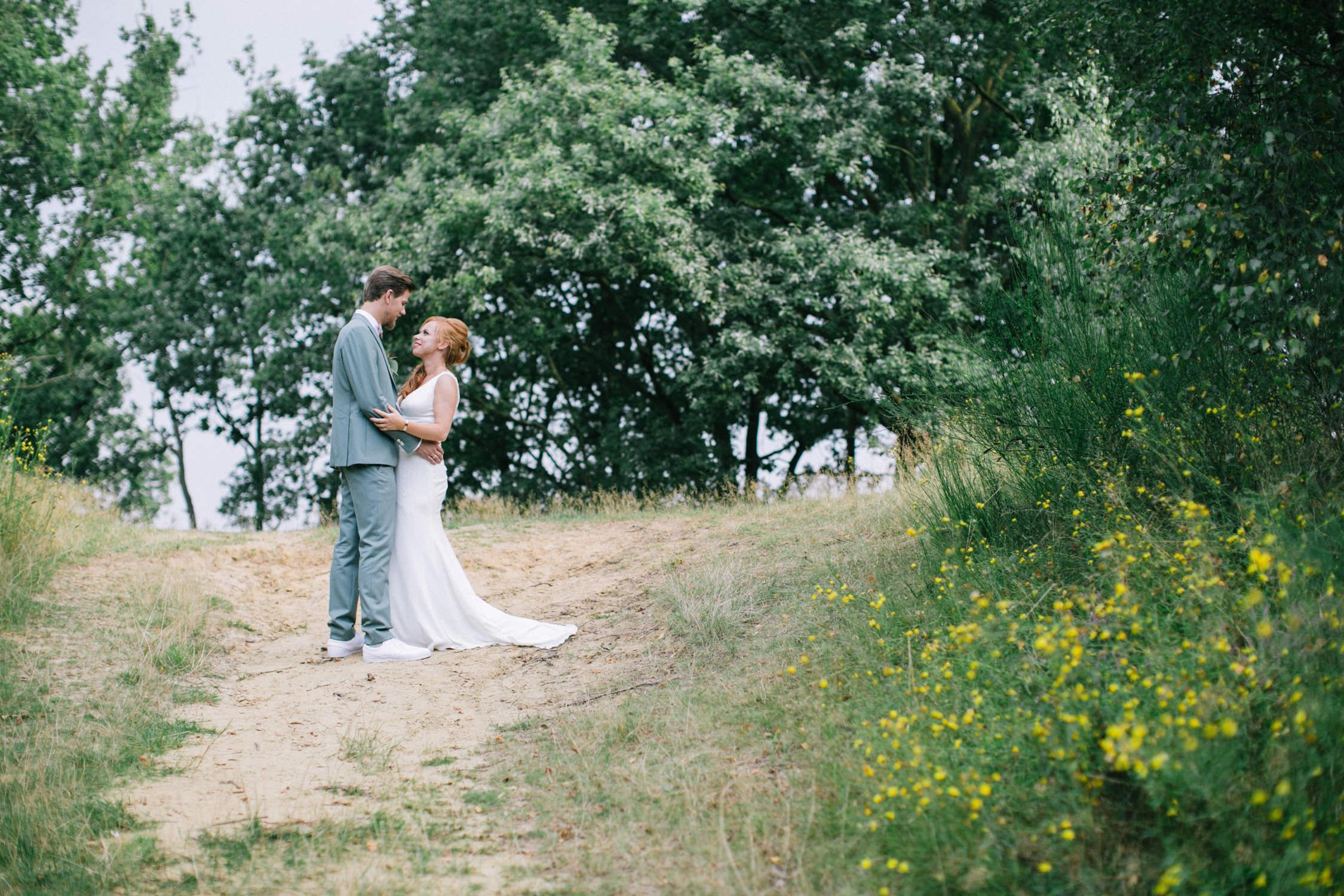 Heide Wetteren huwelijksfotografie