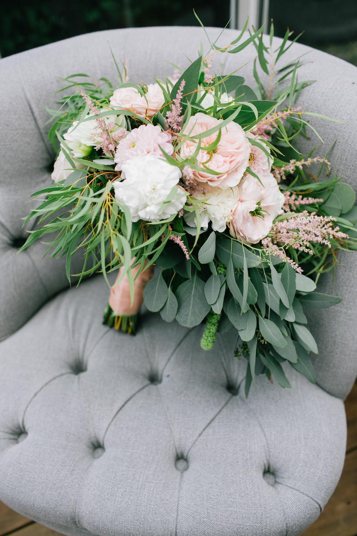 Huwelijksboeket, Wetteren Geuzenhof