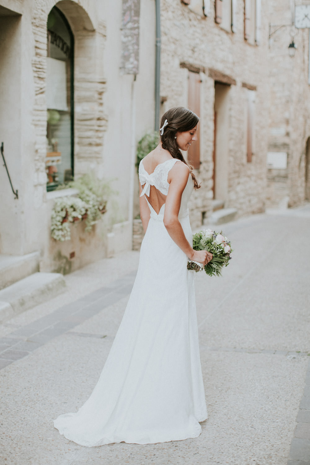 Gordes Provence wedding shoot