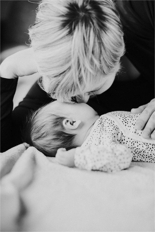 Newborn photo shoot Assenede