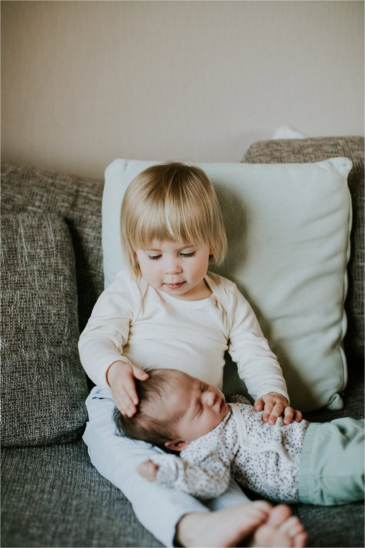 Newborn fotografie Gent