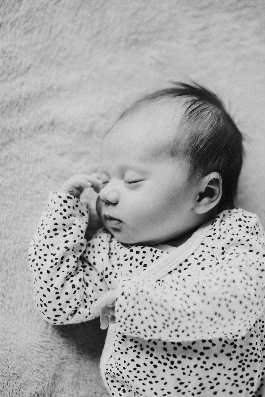 Newborn photo shoot Ghent