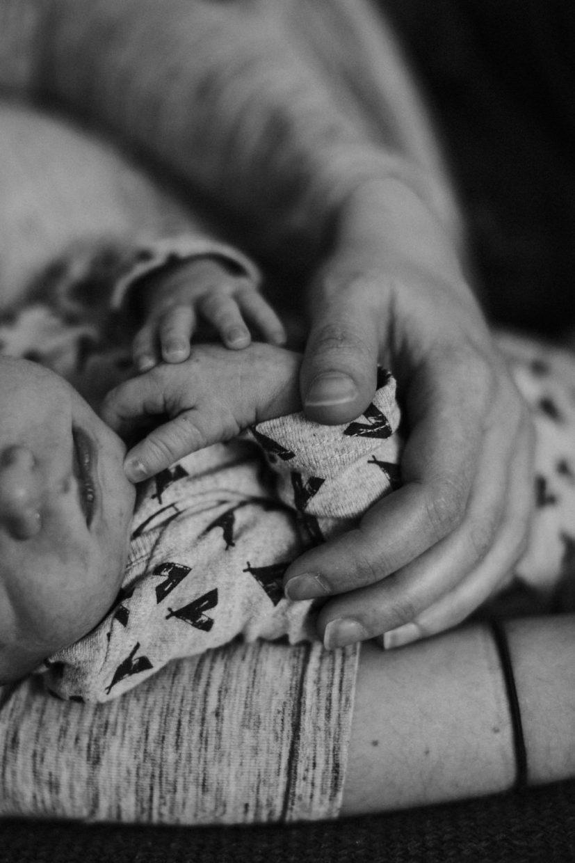 Newborn fotografie Antwerpen