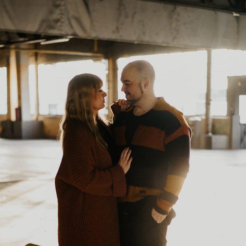 Photographer and filmmaker Carina and David