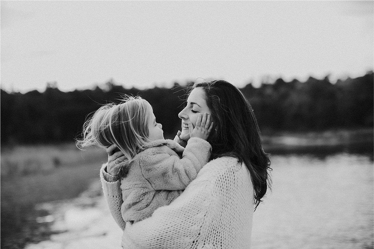 Motherhood sessie in Kalmthout