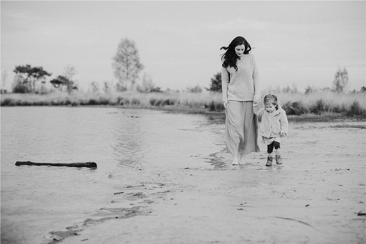 Motherhood session in Kalmthout