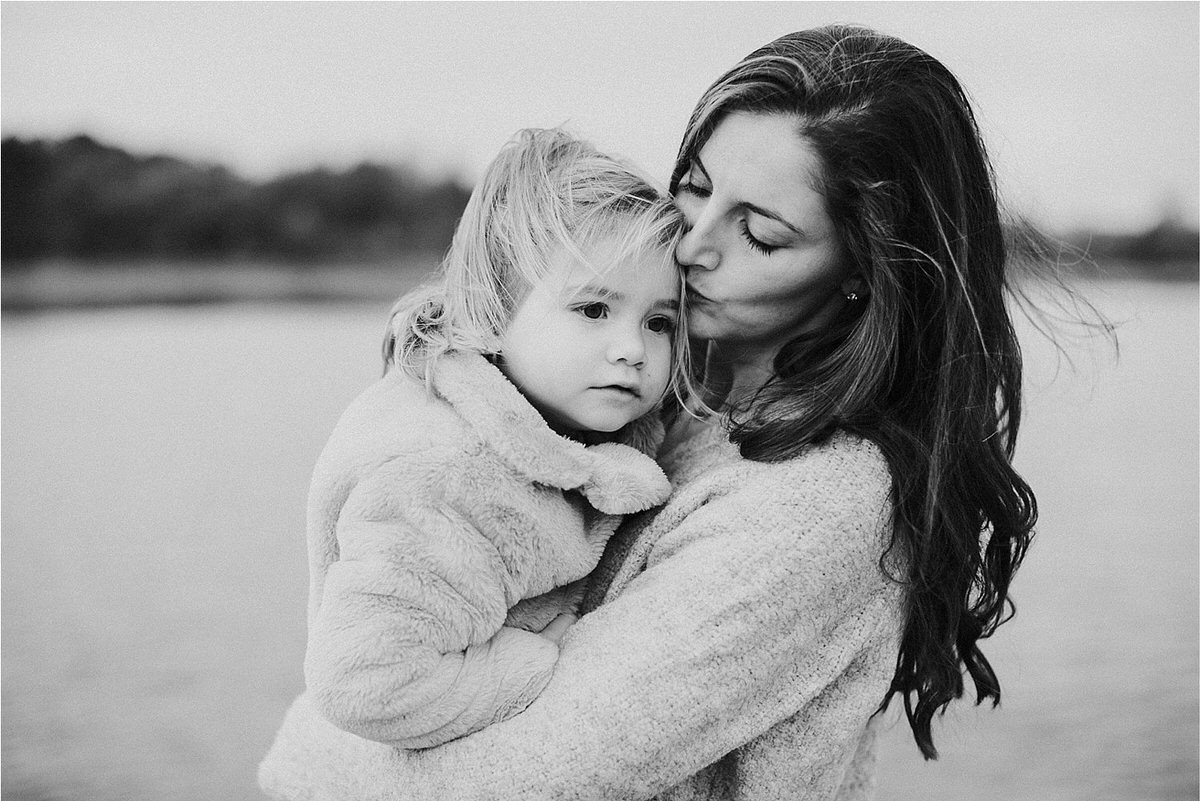 Moeder dochter sessie in Kalmthout